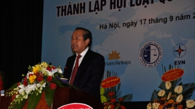 Le Vietnam disposera de son Association de Droit international