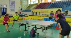 Le 36e Championnat national de tennis de table - Coupe Petro Vietnam en approche