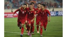 Football: le Vietnam bat Brunei au score 6-0